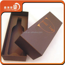 custom made gift packaging boxes wine gift
