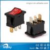 waterproof miniature R11 Rocker Switch t125 rocker switch
