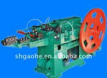 Automático prego fio que faz a maquinaria fabricante na China