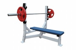 hammer strength fitness equipment to exercise chest
