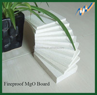 Fireproof magnesium oxide board mgo board modern building materials with high quality