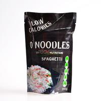 Impurities free konjac noodles foods for diabetics