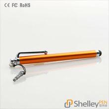 High Quaity Fine Soft Rubber Tip Touch Screen Stylus Pen