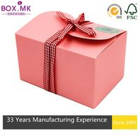Manufacturer Logo Custom Cup Cake Cox, High Quanlity Paper Cupcake Box, Cupcake box