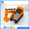 Electric Toy Cars for Kids to Drive Children Toy Tanks Excavator With Music