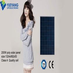 280watts solar panel price /suntech solar panel price/the lowest price solar panelce