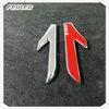 2015 new 3d car emblem auto emblems car badges car logo signs