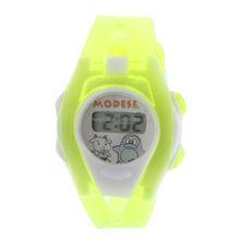 Plastic Watch, Plastic Strap, Analog Display watch Analog Quartz with Multi-Color Watch