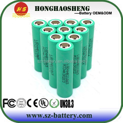 All Authentic LG battery 18650 LGHB2 Battery 3.7v