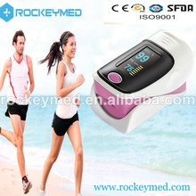 [Hot]2015 Hottest Selling Sensor Digital Medical Finger Tip Pulse Oximeter