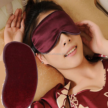 Fashion design products red fir magic eye shade/ mask