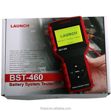 2015 Top quality 100% Original Launch BST-460 Battery System Tester BST460 Asian/European/American Professional Battery tester