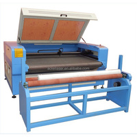 Printed cloth Printed calico Camouflage smock- Laser cutting machine/ Cutting equipment for clothes garment product maker