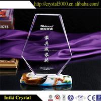 2015 champions league glass trophy for souvenir