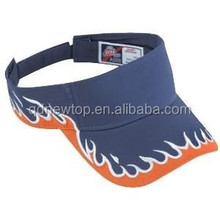 China hot plastic sun visor cap wholesale for sun visor cap