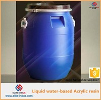 Flexographic use Water based Acrylic Resin