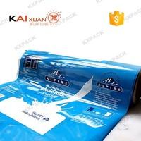 Good selling opp plastic film rolls and food packaging pack plastic film