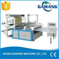Double Layer Cold Cutting and Hot Sealing Bag Making Machine (GW-ZD Series)