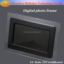New hotsell digital photo frame for marriage pictures images memory
