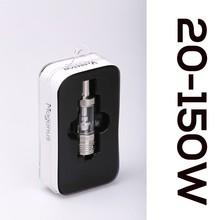 20-150W 0.2ohm Dual Vertical Coil Vapeton Maganus DVC pyrex glass tank aqua v2