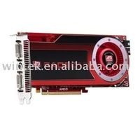 REAL ATI HD5770 PCI-E 1G/128B TRUE DDR5 VGA card