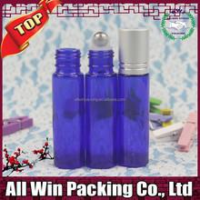 roller ball mechanism in roll on joyshaker bottle/ roller ball perfume bottle/ 10ml roll on glass perfume bottle