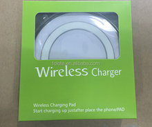 High quality]Universal standard Qi Wireless Charger for iphone/Samsung