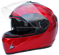2015 New dual lens full face motorcycle helmets