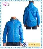 Waterproof Windproof Raincoat Fabric Men Cycling Bike Rain Jacket Adult Foldable with hood Waterproof Rain Jacket Raincoat