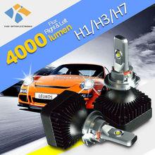 car led h7 headlight for ford new fox 2014