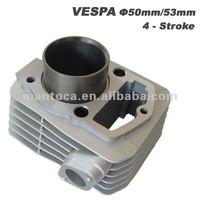 Cylinder block for VESPA