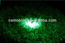 IP66 Waterproof Outdoor Hunting Blood Tracking Green LED Flashlights for Hunting