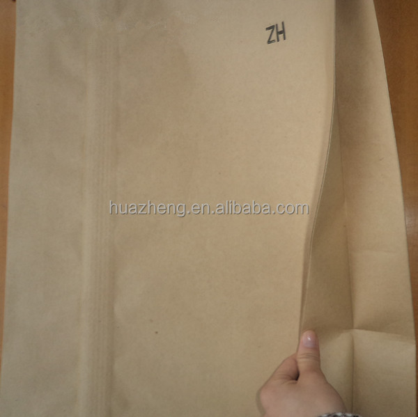 kraft paper and PP woven fabric composite bags/cement bags/kraft bags