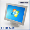 Resistive touch square screen 12 inch lcd monitor with VGA USB port
