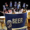High quality 12L metal bottle holder/beer bucket