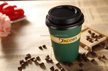 Disposable paper cup, single wall coffee paper cup, hot drink paper cup