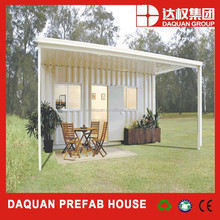 Variables involved in building your custom home-- light steel frame container house design