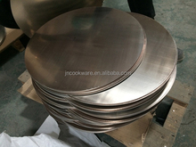 Professional tri-ply stainless steel circle 304 grade with low price