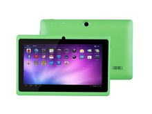 """Factory OEM 7"""" Inch Touch Tablets Android 4.4, Multi-touch Screen,HD 1024*600 Resolution 512MB RAM Dual Camera Cheap Tablets 7"""""""