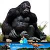 N-C-W-925-one piece animal figures playground animal king kong