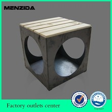 manufacturer supply finised laser cut and bend welded steel box