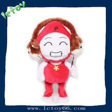 baby plush earmuffs head set