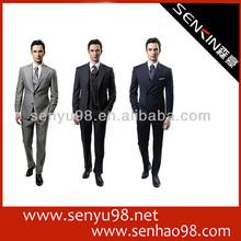 Tailored Business slim fit men's suits