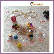 wholesale clear plastic christmas ball ornaments,clear plastic round ball,clear plastic ball pit balls