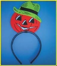 hot sale halloween witch hat headband party headbands