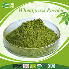 2014 New Certified Organic Food Coloring Wheatgrass Powder