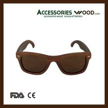 2015 classic Rosewood wood Wayfarer sunglasses promotion glasses