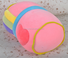 Colourful round shape japan pillow , plush soft loving cushion toy stuffed pillow