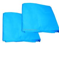 Disposable non-woven bed sheet thin color flat sheet