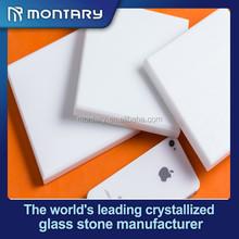 White Nano Glass Stone Chinese Fabricator